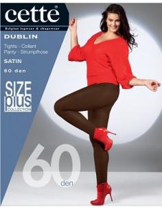 Cette Dublin 739-10 strumpbyxa 60 den XL-4XL