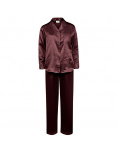 Lady Avenue 48-3010 Pyjamas satin