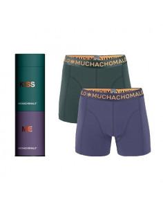 MUCHACHOMALO 2-p boxer Gift box 1010