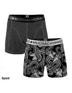 MUCHACHOMALO 2-p boxer 1010
