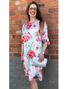 Allison 6083 Klänning blommig