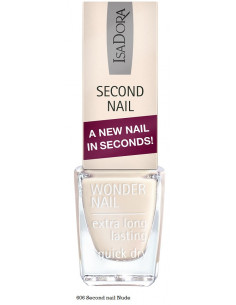 Isa Dora Wondernail Second Nail