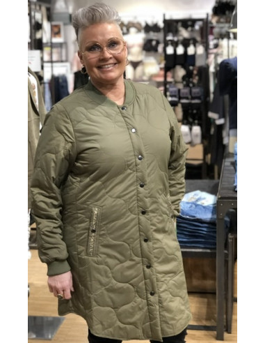 Zoey 203-2135 Amber Quilt jacket