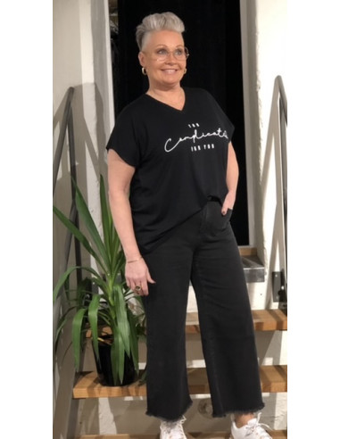 Zoey 203-0910 Fia wide jeans